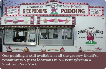 Pudding Stand